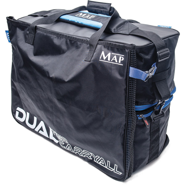 Map Fishing Tackle Dual Tier Carryall | Carryalls | Luggage | Fishing Tackle | MAP  Map Fishing Tackle